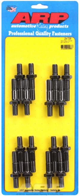 "ARP 234-7206 Chevy Rocker Arm Studs 7/16""-20 Thread - 1.900"" Height - Set of 16"