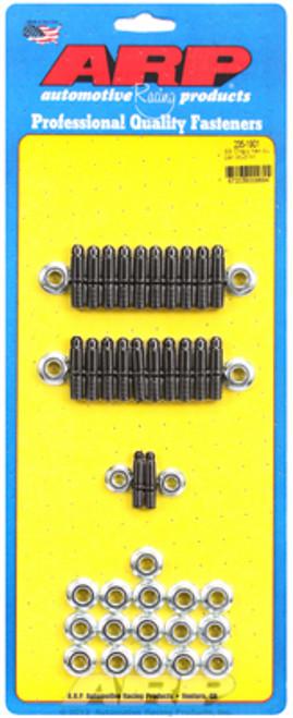 ARP 235-1901 Oil Pan Stud Kit - Big Block Chevy - Hex Nuts - Black Oxide