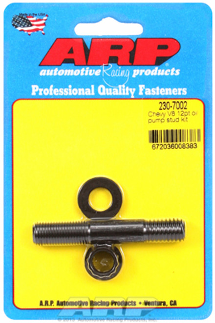 ARP 230-7002 Oil Pump Mounting Stud - Chevy Small Block w/ Standard Volume Pump