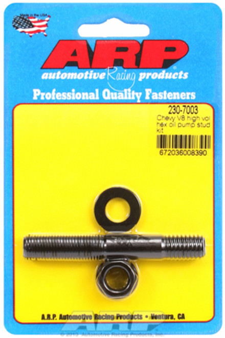 ARP 230-7003 Oil Pump Mounting Stud - Chevy Big/Small Block w/ High Volume Pump
