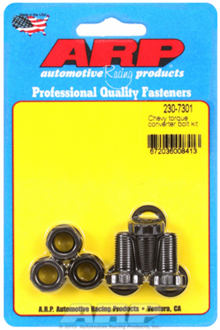 ARP 230-7301 Torque Converter Bolt Kit - TH350/TH400 with Factory Converter