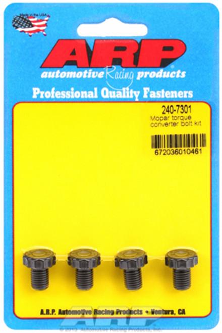 ARP 240-7301 Torque Converter Bolt Kit Torqueflite 727 & 904 w/ Stock Converter