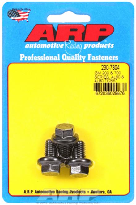 ARP 230-7304 Torque Converter Bolt Kit - GM 200-4R/700R4/4L60 Car Applications