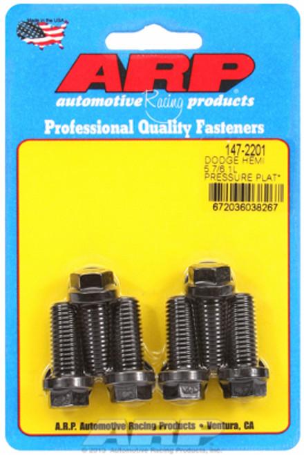 ARP 147-2201 Clutch Pressure Plate Bolt Kit - 5.7/6.1/6.4 Hemi Engines Hex Head