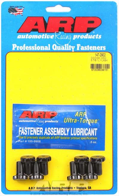 ARP 147-2902 Flexplate Bolt Kit Auto Trans Late Model 5.7/6.1/6.4 Hemi 12 Point