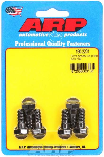 ARP 150-2201 Clutch Pressure Plate Bolt Kit - Ford 289-460 V8 (1985-Earlier)