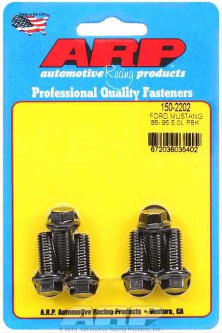 ARP 150-2202 Clutch Pressure Plate Bolt Kit - 1986-1995 Ford 302/5.0L 8mm x 1.5