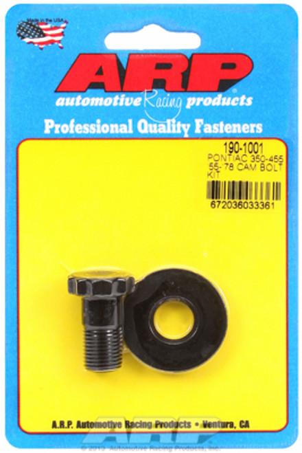 """ARP 190-1001 High Performance Camshaft Cam Bolt - Pontiac 350-455 V8 1/2""""-20"""