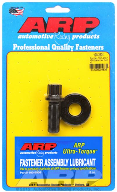 """ARP 190-2501 Harmonic Balancer Bolt - Pontiac 350-455 V8 Engines - 5/8""""-18"""