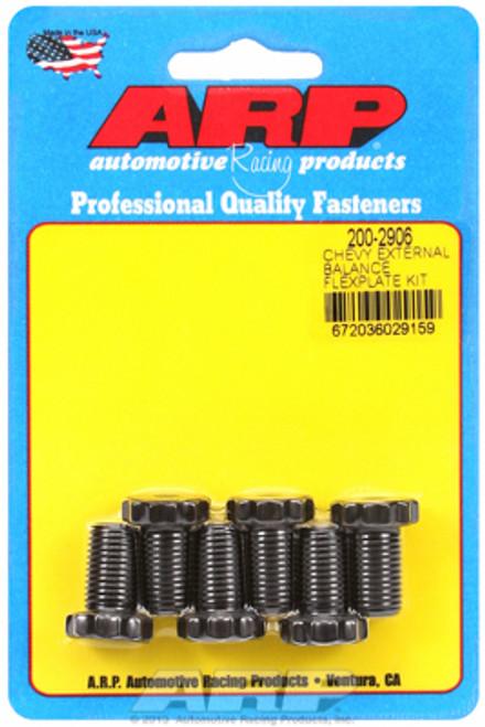 "ARP 200-2902 Flexplate Bolt Kit - Ford/Chevy V8 7/16""-20 - 12-Point - 0.680"" UHL"