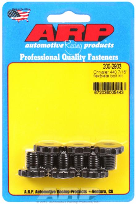 ARP 200-2903 Flexplate Bolt Kit - Mopar Slant 6/Small Block/Big Block LA/B/RB