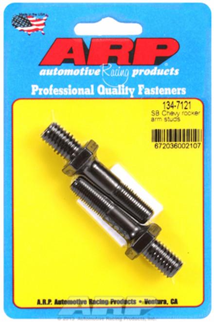 "ARP 134-7121 Rocker Arm Studs SBC - 3/8""-24 Thread - 1.750"" Height - 2-Pack"