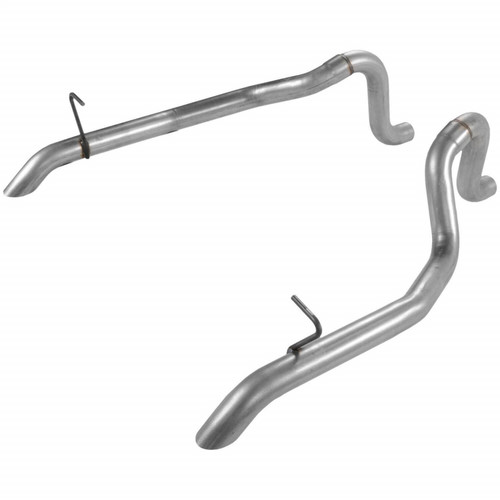 Flowmaster 15805 Tailpipe Set Fits 87-93 Mustang