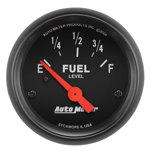 AutoMeter 2641 Z-Series Electric Fuel Level Gauge