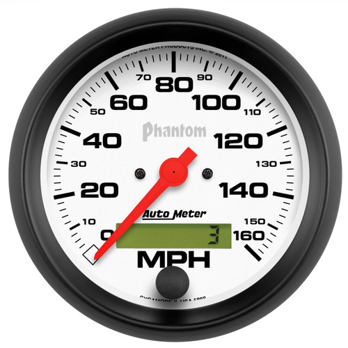 AutoMeter 5888 Phantom In-Dash Electric Speedometer