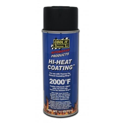 Thermo Tec 12001 High Heat Spray Coating