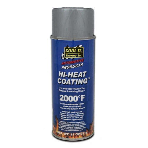 Thermo Tec 12002 High Heat Spray Coating