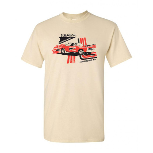 SK Speed Vintage Series T Shirt - Dart - Mens X-Large