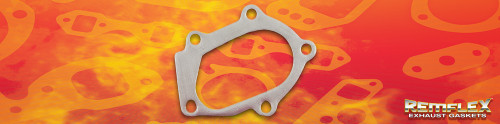 Remflex 18-005 5 Bolt Turbo Outlet Downpipe Gasket Ford 2.3L T3/T4 Style Hybrid