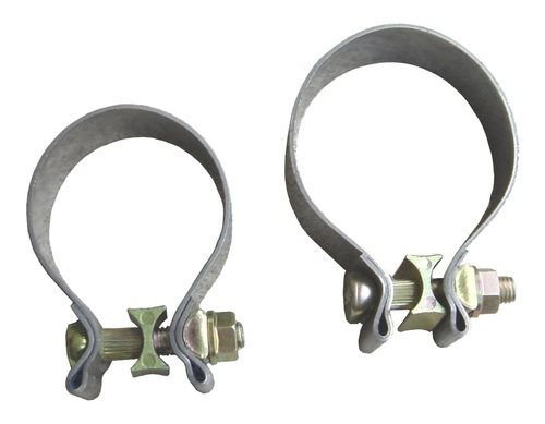 Pypes Performance Exhaust HVC21 Exhaust Muffler Band Clamp