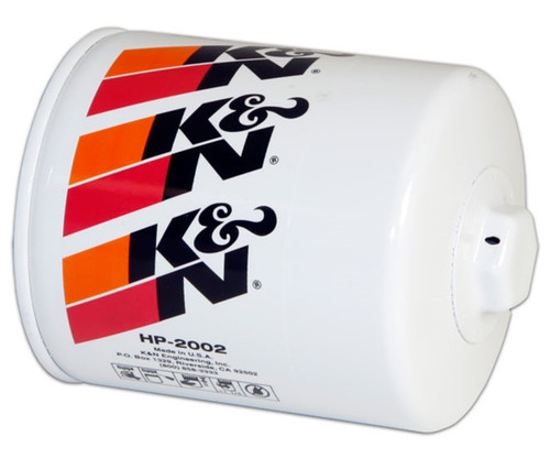 K&N Filters HP-2002 Performance Gold Oil Filter