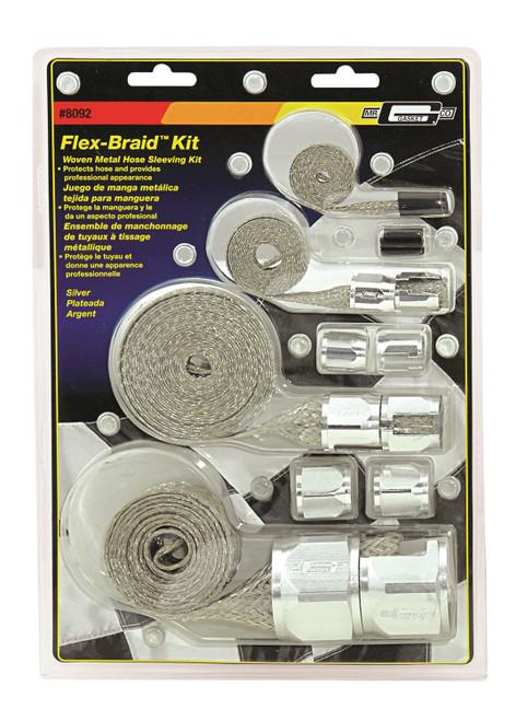 Mr Gasket 8092 Flex-Braid Hose Sleeving Kit