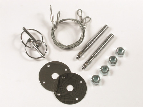 Mr Gasket 1617 Competition Hood & Deck Pinning Kit