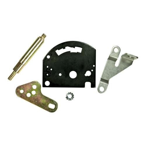 B&M 80713 Pro Stick Manual Transmission Shift Gate Plate And Lever