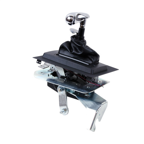 B&M 81002 Console Hammer Automatic Transmission Shifter Assembly Fits Mustang