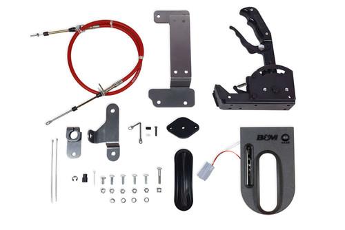 B&M 81177 Magnum Grip Pro Stick Automatic Shifter Fits 07-10 Wrangler (JK)