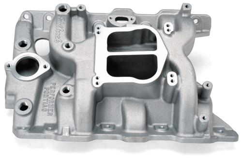 Edelbrock 2156 Performer Pontiac Intake Manifold
