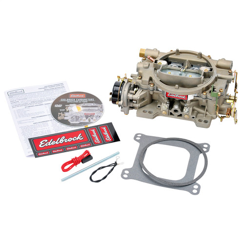 Edelbrock 1409 Marine Series Carburetor