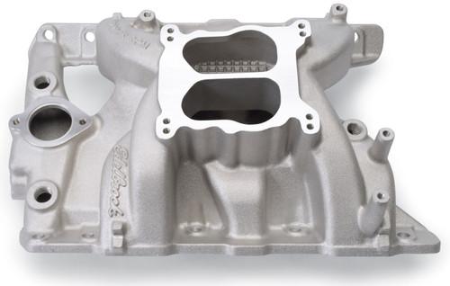 Edelbrock 7156 Performer RPM Pontiac Intake Manifold