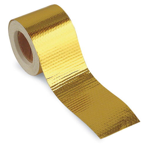 """DEI 010396 Reflect-A-GOLD Adhesive Backed Heat Barrier 2""""x15' Roll 825 Degrees"""
