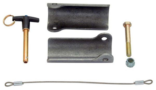 """Competition Engineering C3183 Roll Bar Door Swing Out Bar Kit - For 1-5/8"""" Tube"""