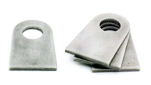 """Competition Engineering C3434 Chassis Tab Brackets - 3/16"""" Tab Steel - Set of 4"""