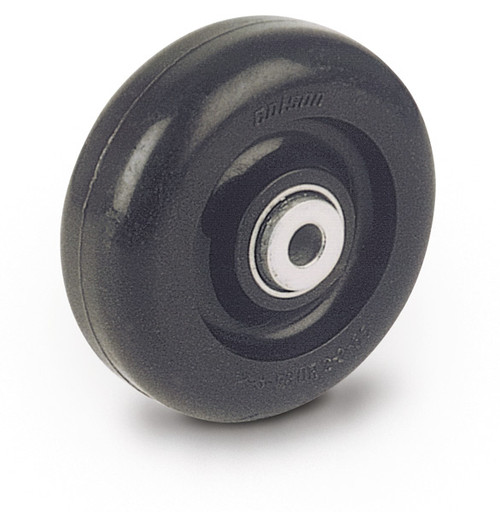 """Competition Engineering C7060 Wheel-E-Bar Wheel - Synthetic Rubber 3/8"""" Hole"""