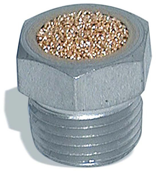 "Competition Engineering C3406 Axle Housing Vent Fitting - 1/8"" NPT Thread"