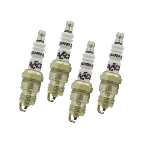 ACCEL 0574S-4 U-Groove Spark Plug Header Plug