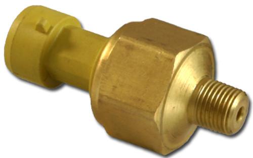 """AEM 30-2131-100 Thread-In 0-100psi Pressure Sensor for AEM Gauges - 1/8"""" NPT"""