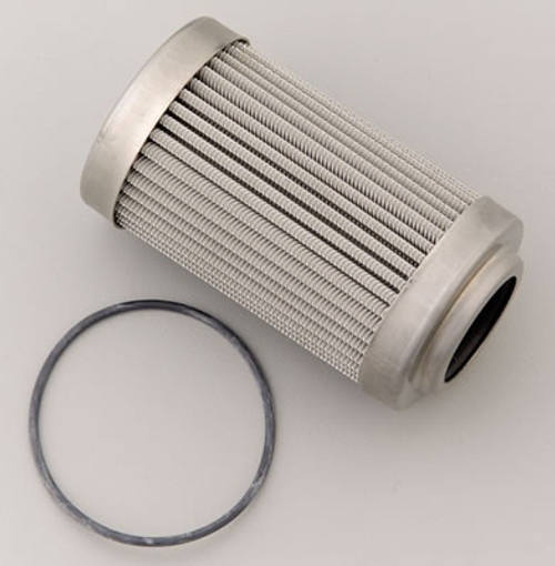 Aeromotive 12604 Replacement Fuel Filter Element 100-Micron Stainless 10AN ORB
