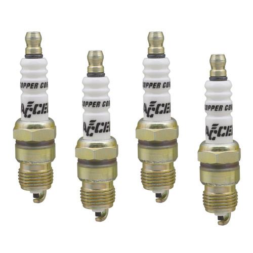 ACCEL 0576S-4 U-Groove Spark Plug Header Plug