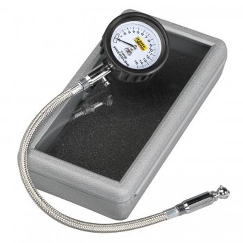 AutoMeter 2159 Racing Tire Pressure Gauge 0-15 PSI