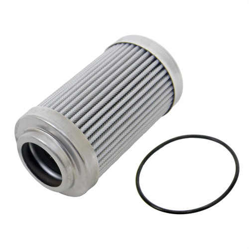 Aeromotive 12650 Replacement Fuel Filter Element 10-Micron Microglass for 10AN