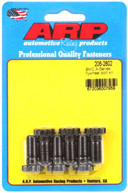 """ARP 206-2802 Flywheel Bolt Kit - Mini L4 1.6L - 12 Point Head - 0.900"""" UHL"""