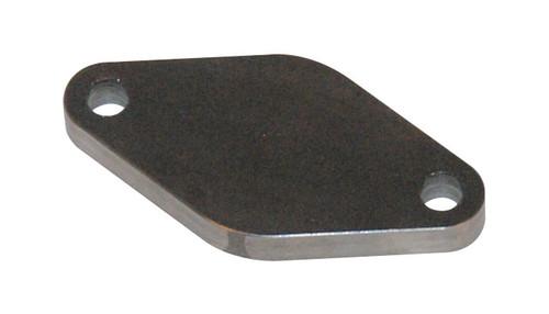 Vibrant 14290 Wastegate Flange Block Off Plate - 38mm 2 Bolt Flange - Mild Steel