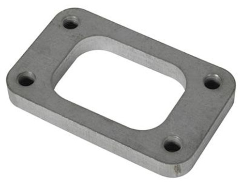 """Vibrant 1431 Turbo Inlet Mounting Flange - T3/GT30R - 1/2"""" Thick T304 Stainless"""