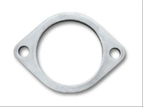 """Vibrant 1473S Exhaust Collector Flange - T304SS - 2-Bolt - 3"""" ID - 3/8"""" Thick"""