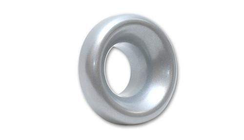 "Vibrant 10950 Aluminum Intake Velocity Stack - 2.5"" OD Inlet - 6"" Bellmouth OD"