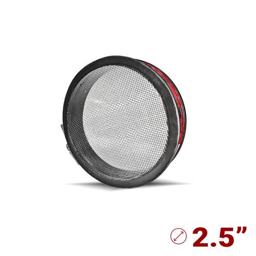 "Turbo-Guard Screen Filter - 2.50"" Black"